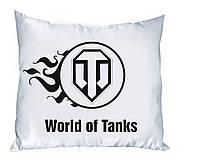 Подушка World of Tanks 29