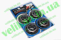 Колеса для роликов KEPAI SK-0800 (колесо PU, р. 80х24мм, без подшипников). Цена за 4 шт.