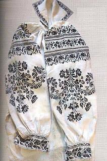 Заготовка жіночої вишиванки під бісер (БС-91) від