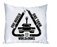 Подушка World of Tanks 31