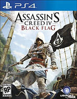 Игра Assassin`s Creed IV: Black Flag (PS4, русская версия)