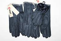 Перчатки женские Замш № 003 (уп 10 шт)