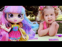 Куклы интерактивные и функциональные