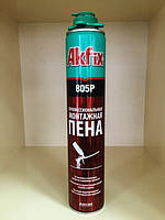 Пена монтажная профессиональная Akfix 750 мл