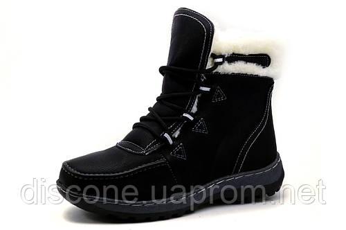 Ботинки зимние Saiimaoji, женские, черные