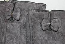 Перчатки женские Замш № 031 (уп 10 шт) , фото 2