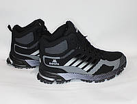 Мужские зимние ботинки реплика Adidas