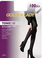Колготки щільні з мікрофібри Golden Ledy Tonic 100 den