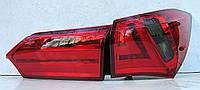 Toyota Corolla E170/ Altis оптика задняя LED красная