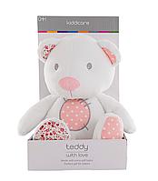Игрушка для новорожденного With Love Teddy, 22 см