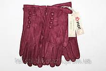 Перчатки женские Замшевые  № 006 (уп 10 шт) , фото 3