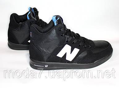 Мужские зимние кроссовки New Balance реплика