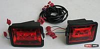 Volkswagen Transporter T4 противотуманные фонари задние красные