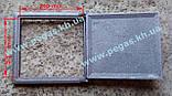 Дверцята чавунна (240х260 мм) грубу, барбекю, печі, мангал, чавунне литво, фото 4