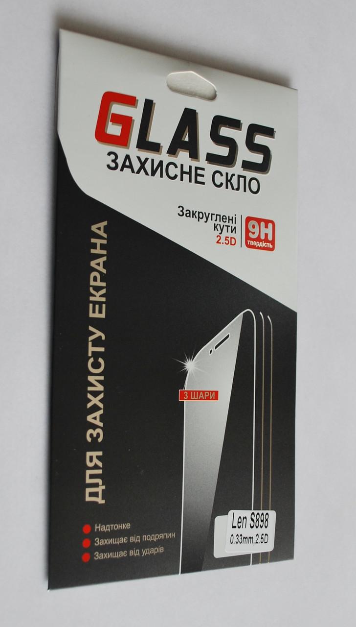 Закаленное защитное стекло для Lenovo S898, F793