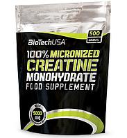 BioTech USA100 % Micronized Creatine Monohydrate 500g.-