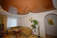Двухуровневые натяжные потолки: свойства и особенности (интересные статьи )