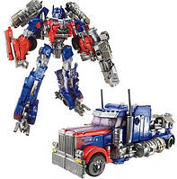 Трансформер 2 в 1  Оптимус Прайм с оружием Transformers Dark of the Moon MechTech Voyager Optimus Prime