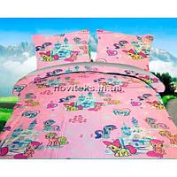Комплект детского постельного белья подростковый Май литл пони 2