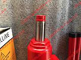 Домкрат пляшковий гідравлічний 4т Walline, фото 4