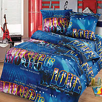 Комплект детского постельного белья подростковый Диско