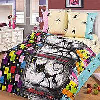 Комплект детского постельного белья подростковый Джокер