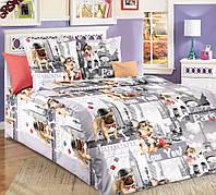 Комплект детского постельного белья подростковый Евротур