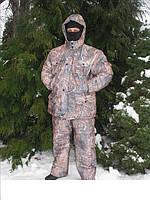 Зимний костюм для рыбалки и охоты, теплый и надежный, -30с комфорт, рыбалка, комплектующее