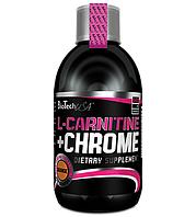 BioTech USA L-Carnitine 35.000 mg + Chrome 500 мл