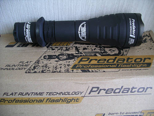 Фонарь Armytek Predator Pro v3 на диоде XP-L High Intensity