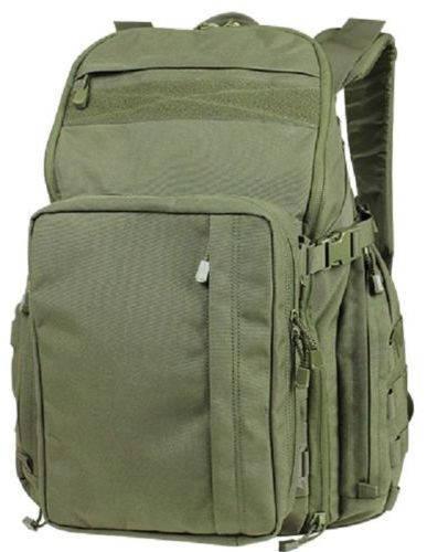 Тактический универсальный рюкзак 40 л. Condor Bison Backpack OD, 166-001 (Оливковый)