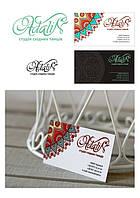 Дизайнерские визитки дизайн печать изготовление
