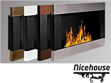 Биокамин  Nice-House H-Line 65x40 см, разные цвета, фото 2