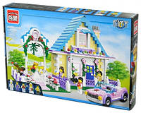 """Конструктор  Brick 1129 """" Свадебная церемония"""""""