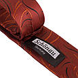 Качественный мужской узкий галстук SCHONAU & HOUCKEN (ШЕНАУ & ХОЙКЕН) FAREPY-01 оранжевый, фото 3