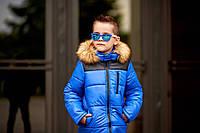 """Куртка для мальчика подростка """"Димончик"""" осень-зима, фото 1"""