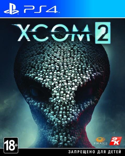 Игра XCOM 2 (PS4, русские субтитры)   - Интернет-магазин Игромания в Хмельницком