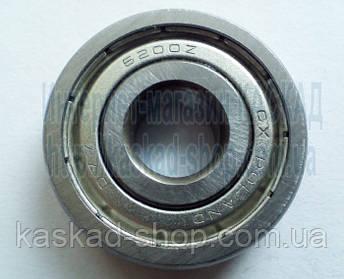 Кульковий підшипник 6200 ZZ, фото 2