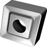 Сменная многогранная твердосплавная пластина ромбической формы 05114-120408 Т5К10(МТ2) две канав ГОСТ 19059-80