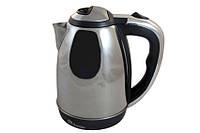 Чайник электрический из нержавеющей стали Domotec MS 5005, электрочайник объем 1.8 л 