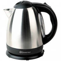 Электрочайник Domotec MS-5006, чайник электрический из нержавеющей стали 1.8 л