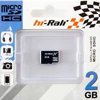 MicroSD 2Gb Hi-Rali