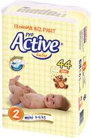 ProActive baby Подгузники 2 -78шт