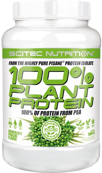 Scitec Nutrition Plant Protein 900g