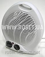 Тепловентилятор побутовий, калорифер Wellamart WL 1420 FH 2000W, фото 1