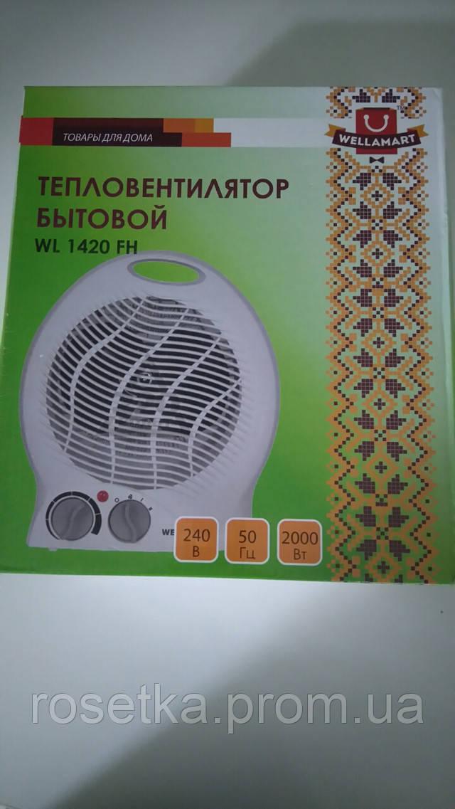 тепловенилятор побутовий WL1420 FH