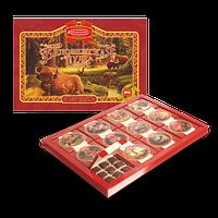 Шоколадные конфеты в коробке БЕЛОВЕЖСКАЯ ПУЩА 1060 грамм