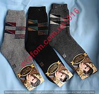 Мужские носки из ангоры+махра