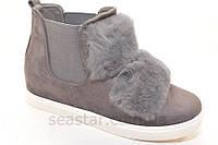 Осенние ботинки для женщин
