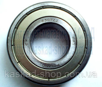 Шариковый подшипник 6307 ZZ, фото 2
